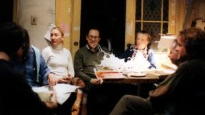 El salón de los domingos 2001